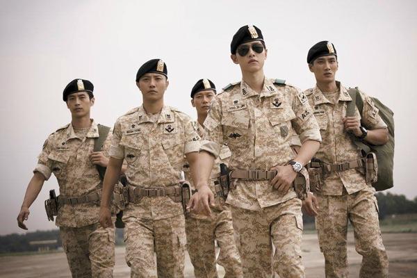 Từ vựng tiếng Hàn theo chủ đề: Quân nhân
