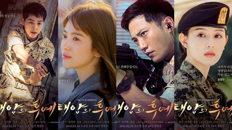Hậu duệ mặt trời - Du học Hàn Quốc ngành điện ảnh