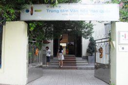 Trung tâm văn hóa Hàn Quốc tại Việt Nam