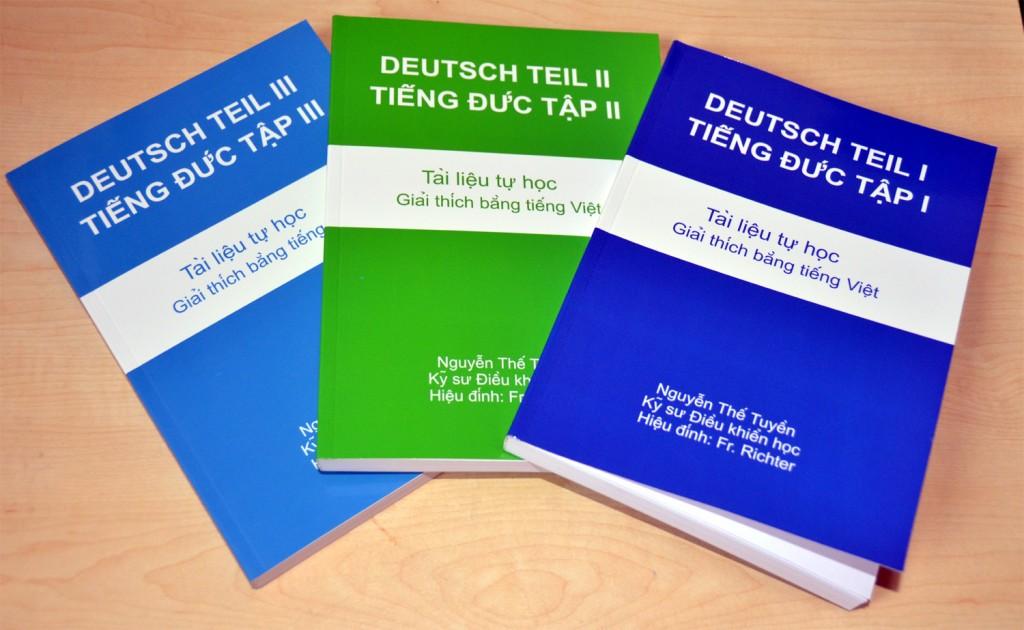Sách học tiếng Đức cho người bắt đầu