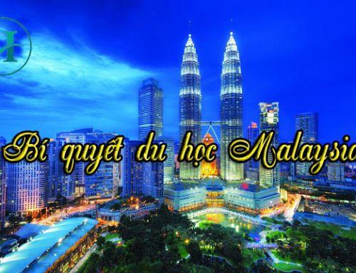 Kinh nghiệm du học Malaysia