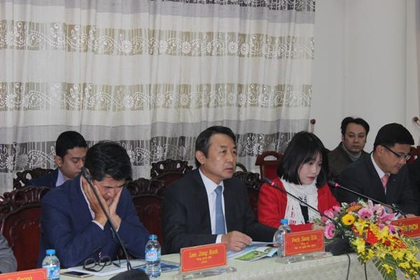 Đại sứ quán Hàn Quốc tại Việt Nam
