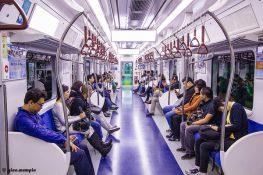 Du học sinh Hàn Quốc chọn phương tiện đi lại nào?