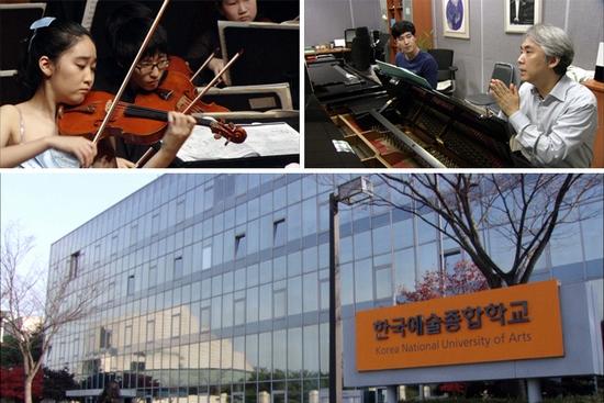 Trường đại học nghệ thuật quốc gia Seoul Hàn Quốc