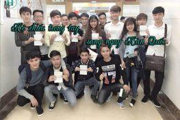 Hướng dẫn làm hộ chiếu đi du học Hàn Quốc thành công 100%