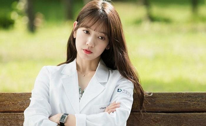 Nữ diễn viên khả ái Park Shin Hye