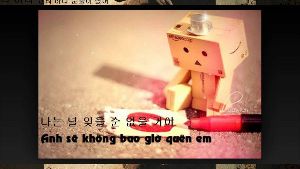 Những câu nói hay về tình yêu bằng tiếng Hàn
