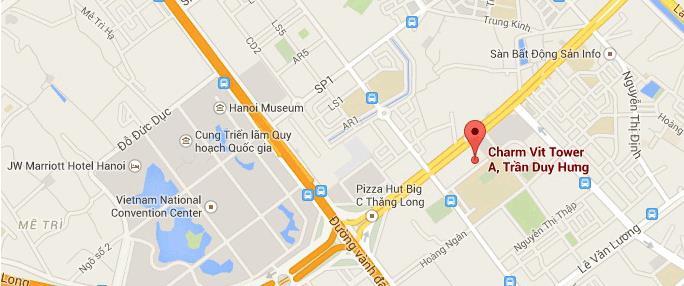 Trụ sở Lãnh sự quán Hàn Quốc tại Hà Nội