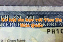 Cơ hội đi du học Hàn Quốc với visa D2 Hàn Quốc