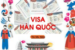 Tổng hợp các loại visa Hàn Quốc thông dụng