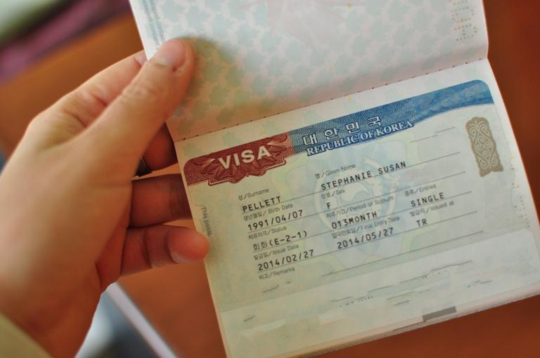 Visa F1 Hàn Quốc - Thời gian thăm thân lên tới 90 ngày