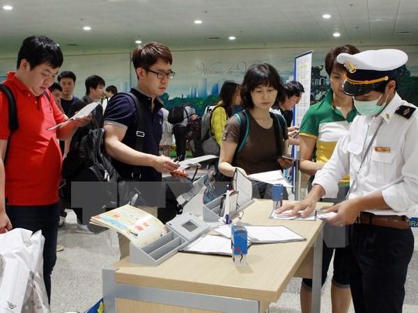 Số lao động Việt nhập cảnh vào Hàn Quốc đang tăng đột biến