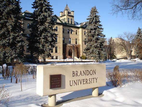 Trường Đại học Brandon: