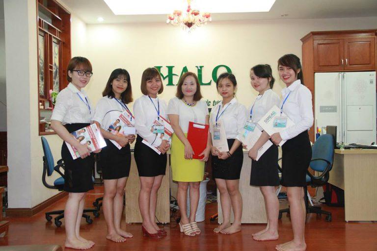 Công ty Cổ phần Tập đoàn Quốc tế HALO