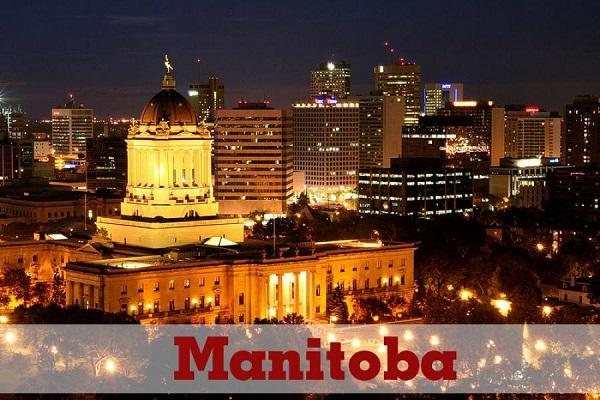 Định cư Canada bang Manitoba