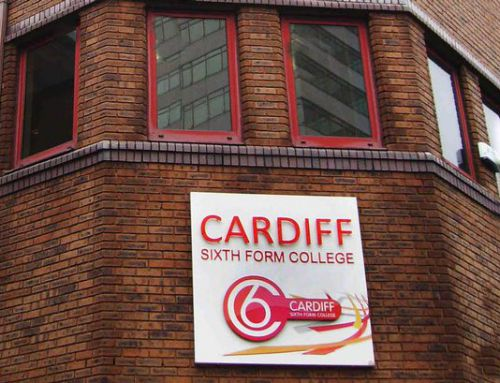 Vài nét về Trường Tư thục CSFC ( Cardiff sixth form college)