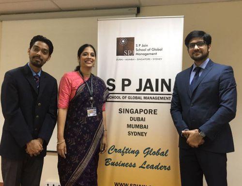 Thạc sĩ Kinh doanh toàn cầu trường SP Jain