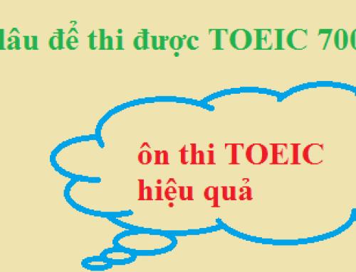 HALO Education tuyển sinh chương trình TOEIC 700+ Cam kết đầu ra cho học viên