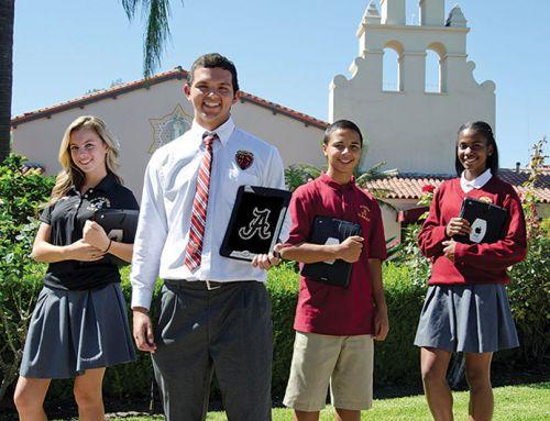 Học bổng 7000 USD trường Bishop Alemany High School