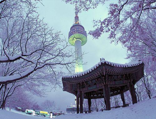 Hàn Quốc – Những ngày đông cuối năm