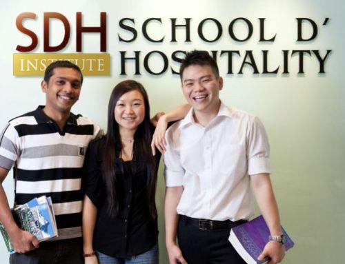 Thạc sĩ Quản trị Du lịch Khách sạn của trường SDH