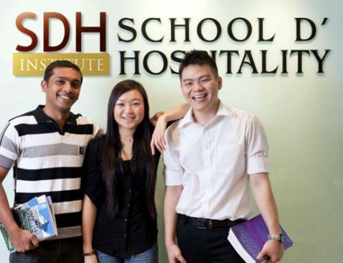 Các chương trình học bổng của trường SDH Singapore