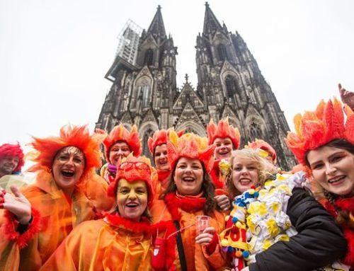 Rộn ràng với 11 lễ hội lớn nhất trong năm tại Đức