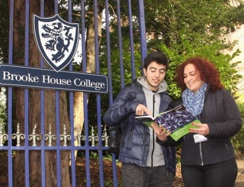 Du học Anh: Trường nội trú Brooke House College