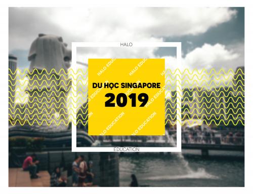 Du học Singapore 2019 – Phát triển bản thân với du học ngắn hạn