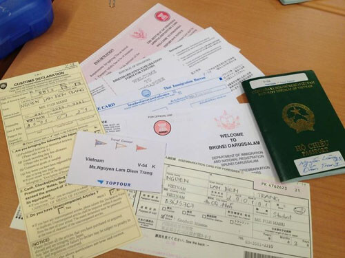Hồ sơ chuẩn bị để du học trọn gói Nhật Bản