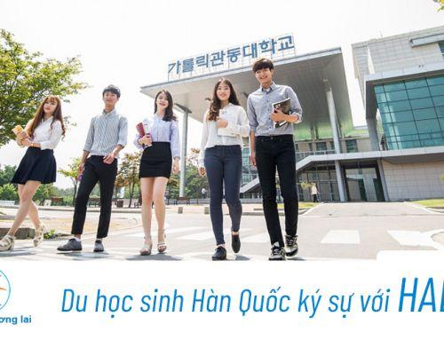 Du học sinh Hàn Quốc ký sự