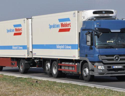 Tuyển dụng lái xe làm việc tại Đức
