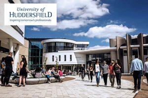 Du học thạc sĩ Anh tại Đại học Huddersfield