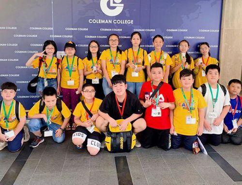 Coleman College Singapore Trải nghiệm hè tại Singapore chỉ với 29 triệu đồng để phát triển bản thân