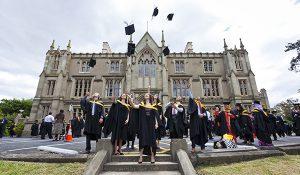 Sinh viên quốc tế học tại Tasmania