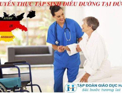 Thông báo tuyển dụng lao động điều dưỡng tại Đức