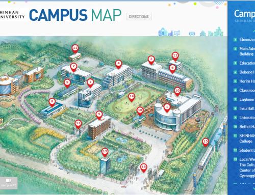 Đại học Shinhan Hàn Quốc – 신한대학교
