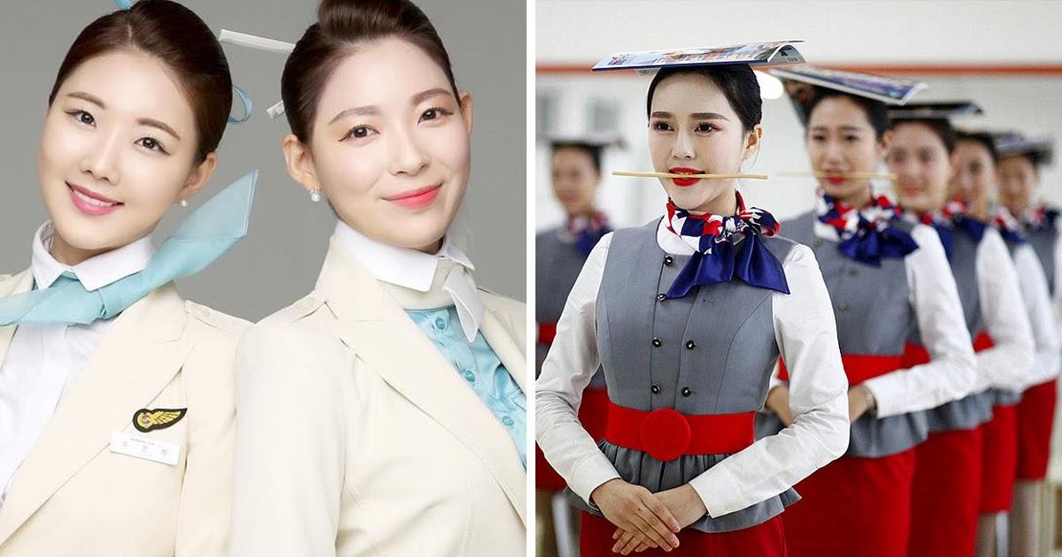"""Kết quả hình ảnh cho korea women airplane"""""""