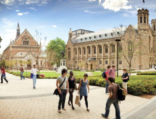 học bổng 2020 đến từ hơn 40 trường Đại học Quốc Tế