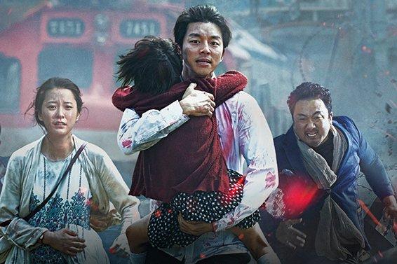 """Du học Hàn Quốc ngành điện ảnh - DIễn viên Gong Yoo trong """"Chuyến tàu sinh tử"""""""
