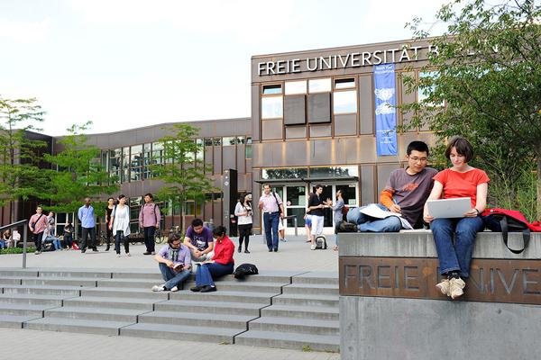 Trường đại học nổi tiếng ở Đức