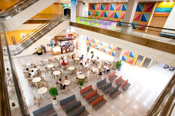 Trường đại học Ajou Hàn Quốc