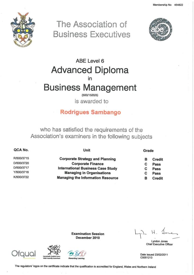"""Kết quả hình ảnh cho ADVANCED DIPLOMA IN BUSINESS MANAGEMENT"""""""