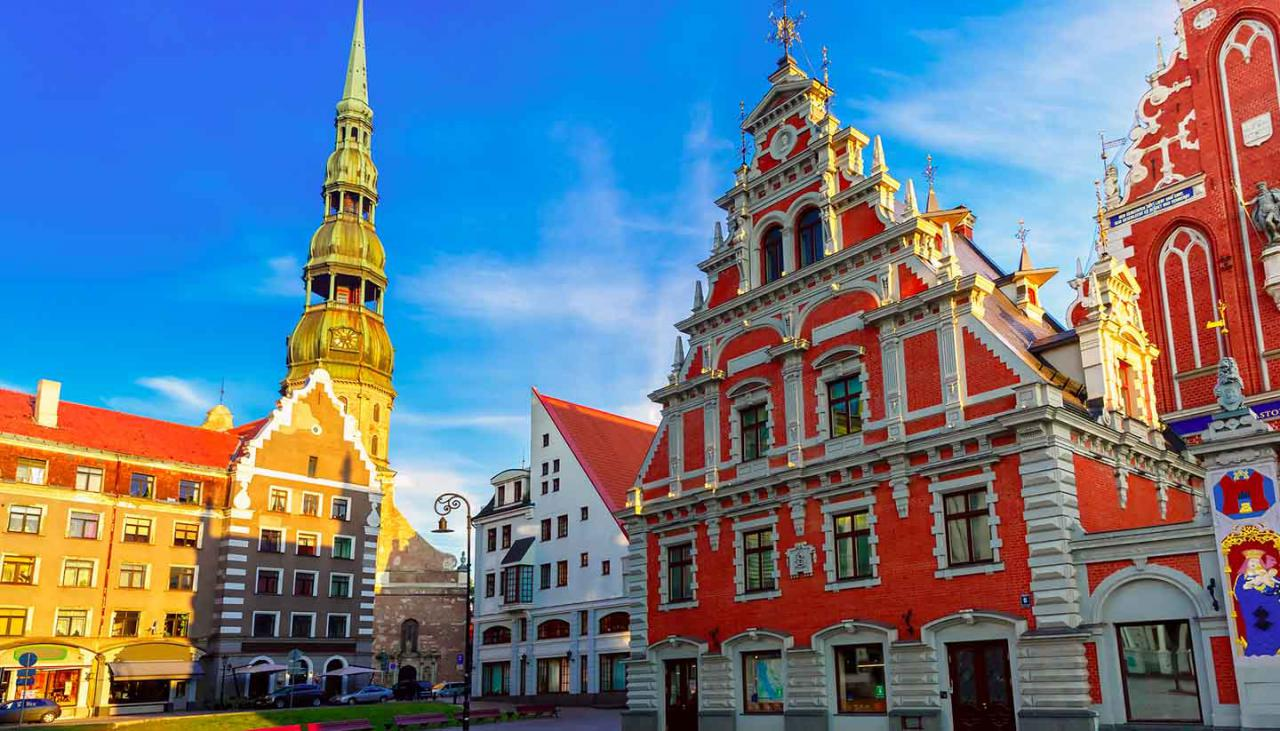 Định cư châu âu với chương trình thị thực theo diện đầu tư tại Latvia