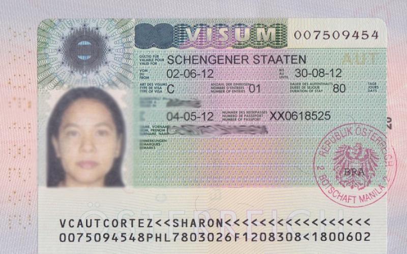 Kinh nghiệm xin visa du lịch Châu Âu – visa Schengen tự túc cho du ...