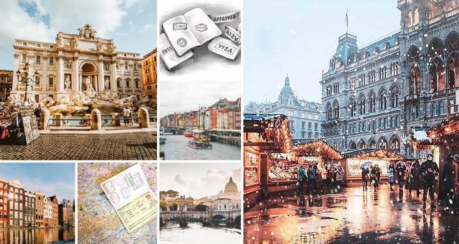 Chia sẻ kinh nghiệm xin Visa Châu Âu, du lịch tự do Châu Âu