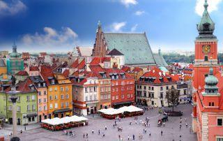 Tổng quan đất nước Ba Lan « AMEC