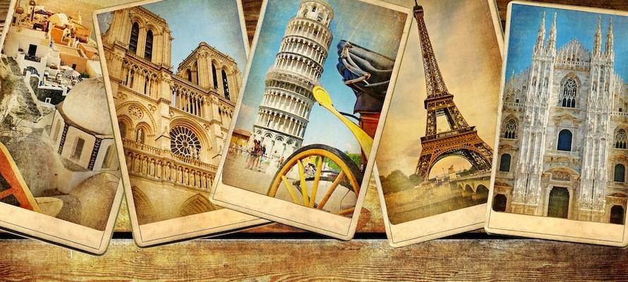 Du lịch châu Âu, nên chọn đi hành trình khám phá những nước nào ...