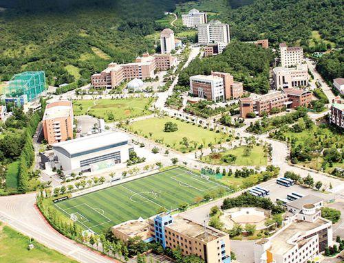 Du học Trường Đại Học Howon – Miễn Phí 6 tháng KTX – Nhận cả hồ sơ xấu