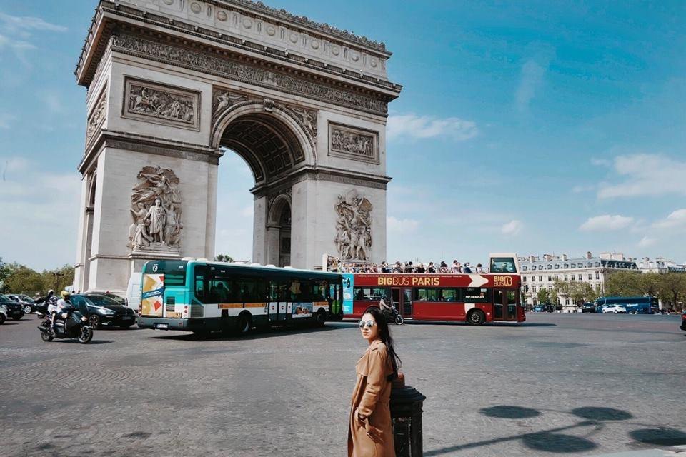 Cô bạn 9x chia sẻ kinh nghiệm du lịch châu Âu tự túc trong 14 ngày ...